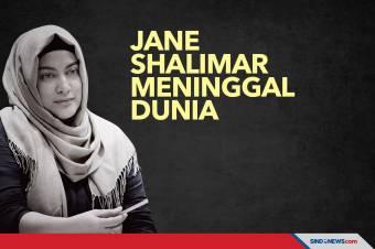 Jane Shalimar Meninggal Dunia Setelah Berjuang Melawan Covid-19
