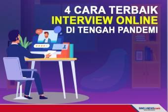 4 Cara Terbaik Interview Online di Tengah Pandemi