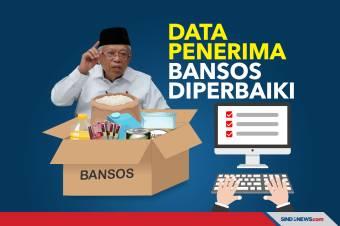 Wapres Ma'ruf Minta Perbaiki Data Penerima Bansos Covid 19