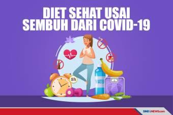 Berikut Tips Diet Sehat Usai Pemulihan dari Covid-19