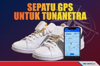 Sepatu GPS untuk Tunanetra Bikinan Startup Honda, Ashirase