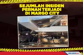Sejumlah Insiden yang Pernah Terjadi di Margo City