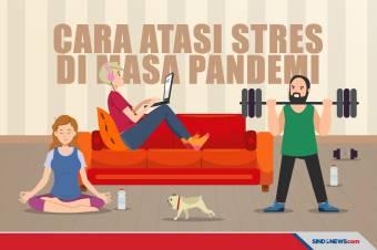 3 Cara Mengatasi Stress di Tengah Pandemi Covid-19