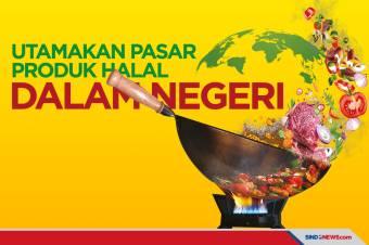 Manfaatkan Potensi Produk Halal untuk Bangun Ekosistem Industri