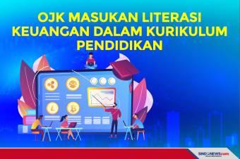 OJK Masukan Literasi Keuangan dalam Kurikulum Pendidikan
