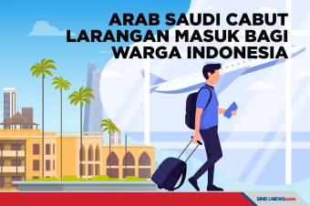 Warga Indonesia Diizinkan Kembali Masuk Arab Saudi