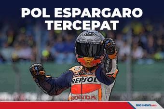 Kualifikasi MotoGP Inggris 2021: Pol Espargaro Tercepat