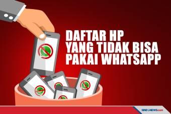 Mulai 1 November, Deretan HP Ini Tidak Bisa Pakai WhatsApp