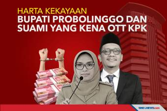 Harta Kekayaan Bupati Probolinggo dan Suami yang Kena OTT KPK