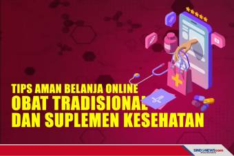 Tips Aman Belanja Online Obat Tradisional dan Suplemen Kesehatan