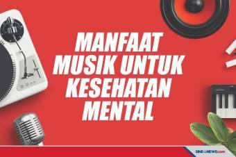 Manfaat Musik untuk Kesehatan Mental dan Psikologi