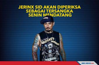 Jerinx SID Akan Diperiksa sebagai Tersangka Senin Mendatang