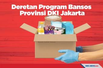 Deretan Program Bansos Dinsos Provinsi DKI Jakarta