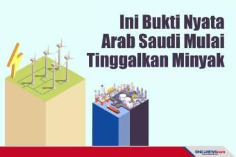 Ini Bukti Nyata Arab Saudi Mulai Tinggalkan Minyak
