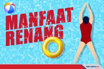 Berikut Manfaat-Manfaat Berenang bagi Kesehatan Tubuh