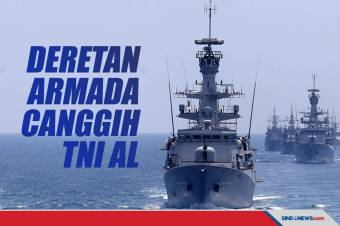 Deretan Armada Canggih yang Dimilik TNI Angkatan Laut