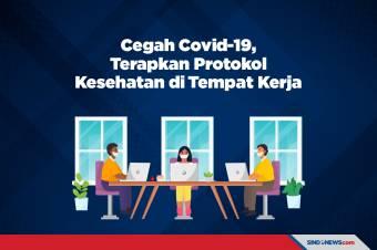 Protokol Kesehatan di Tempat Kerja, Efektif Cegah Covid-19