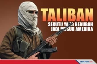 Taliban, Sekutu yang Berubah Jadi Musuh Amerika Serikat