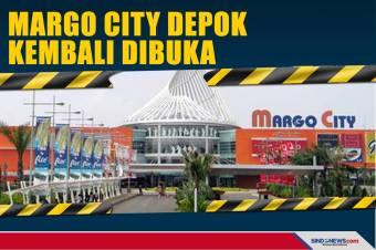 Garis polisi Sudah Dibuka, Margo City Depok Dibuka Mulai Besok