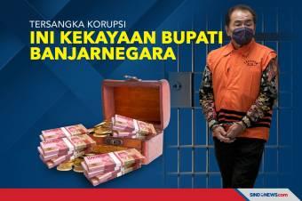 Tersangka Korupsi, ini Harta Kekayaan Bupati Banjarnegara