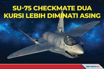 Jet Siluman Checkmate Dua Kursi Lebih Diminati Asing