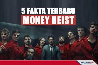 Lima Fakta Terbaru tentang 'Money Heist' Dalam Proses Syutingnya