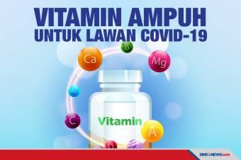Ini Vitamin Ampuh untuk Daya Tahan Tubuh Lawan Covid-19