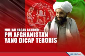Dicap Teroris oleh PBB, Ini Sosok PM Afghanistan Hasan Akhund