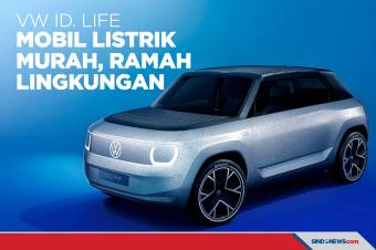 ID. Life, Mobil Listrik Murah dan Ramah Lingkungan Buatan VW
