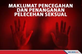 Maklumat Pencegahan dan Penanganan Pelecehan Seksual