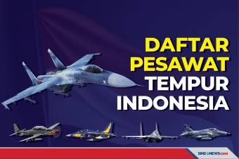 Daftar Pesawat Tempur Indonesia, Ini Spesifikasinya