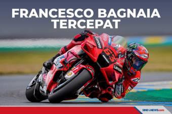 Kualifikasi MotoGP Aragon 2021: Bagnaia Pole Position