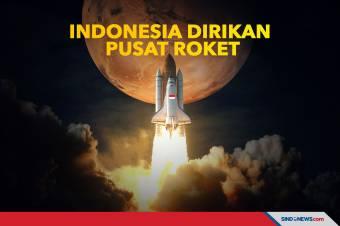 Pemerintah Bangun Pusat Roket di Pulau Morotai atau Biak