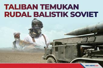 Taliban Temukan Rudal Balistik Soviet di Lembah Panjshir