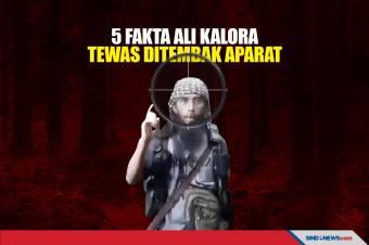 5 Fakta Ali Kalora, Pengganti Santoso Tewas Ditembak Aparat