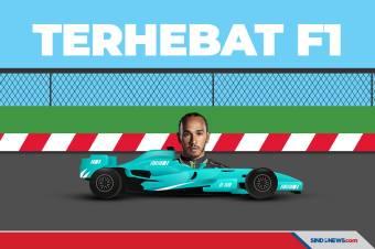 5 Pembalap Juara Dunia Formula1 Terhebat Sepanjang Masa