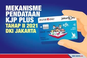 Begini Mekanisme Pendataan KJP Plus Tahap II 2021 DKI Jakarta