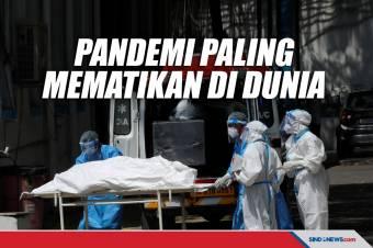 Selain Covid-19, Ini 5 Pandemi Paling Mematikan di Dunia