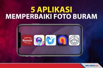 5 Aplikasi untuk Memperbaiki Kualitas Foto yang Buram