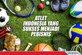 Atlet Indonesia yang Sukses Jadi Pebisnis, Ini Daftarnya