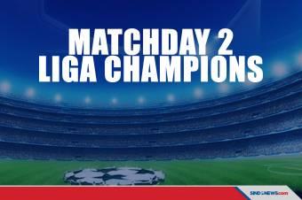 Jadwal Liga Champions 2021-2022 Matchday 2, PSG vs Man City!