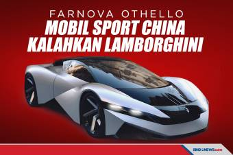 Mobil Sport Buatan China Kalahkan Lamborghini Aventador