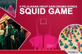 4 Pelajaran Hidup yang bisa Diambil dari Drama Korea 'Squid Game'