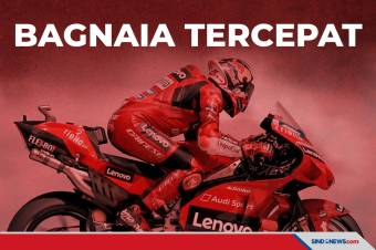 Hasil Kualifikasi MotoGP Austin: Bagnaia Start Terdepan
