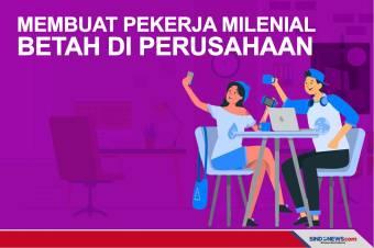 Taktik Membuat Pekerja Milenial Betah di Perusahaan