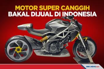 Cyclone RA9, Motor Super Canggih Bakal Dijual Bebas di Indonesia