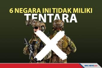 6 Negara yang Tidak Punya Tentara, Hanya Andalkan Polisi