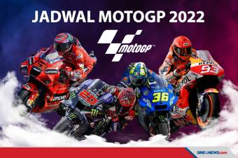 Sirkuit Mandalika Indonesia Masuk dalam Kalender MotoGP 2022