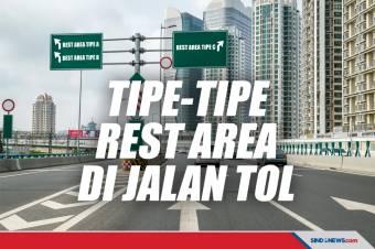 Yuk, Ketahui Perbedaan Tipe Rest Area di Jalan Tol!
