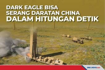 Dark Eagle Bisa Serang Daratan China dalam Hitungan Detik